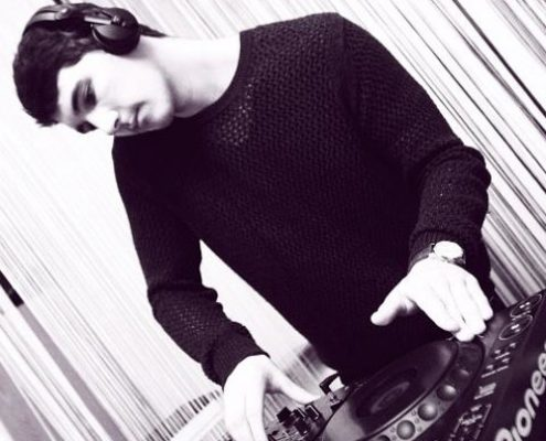 SUNDAY: DJ JAMES JORDAN