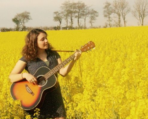 FRIDAY: JAZ GOSLING