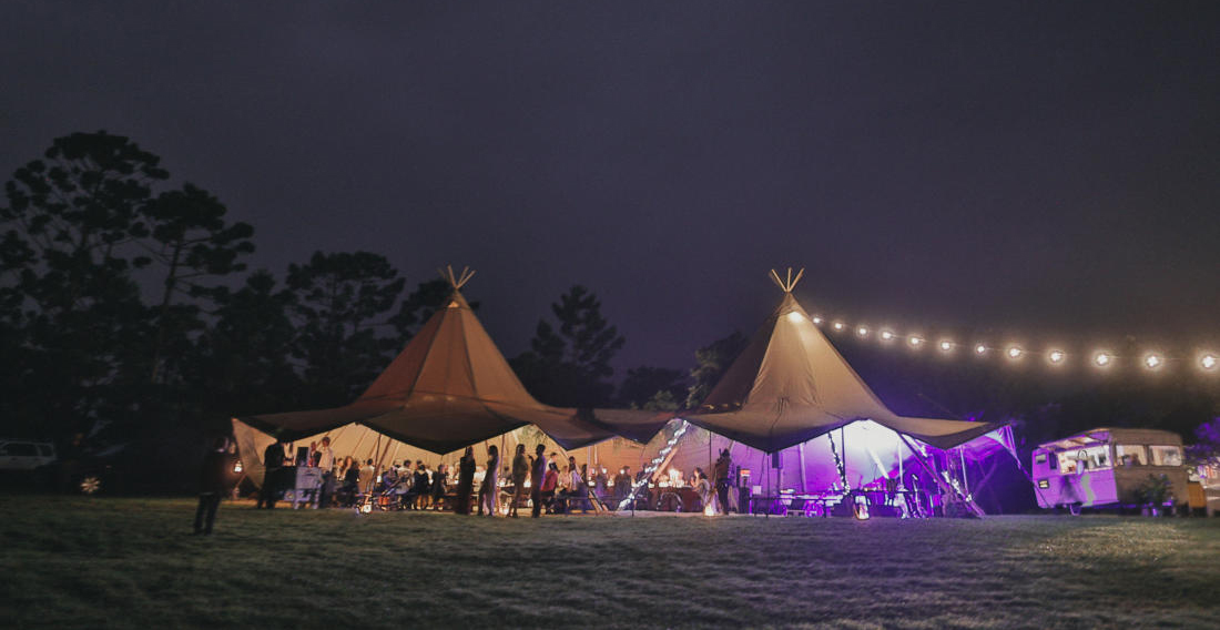 Introducing: The tipi sessions